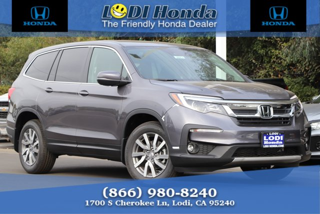New 2020 Honda Pilot in Lodi, CA