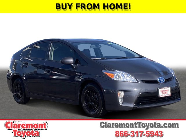 2013 Toyota Prius Four 5dr HB Four Gas/Electric I4 1.8L/110 [4]