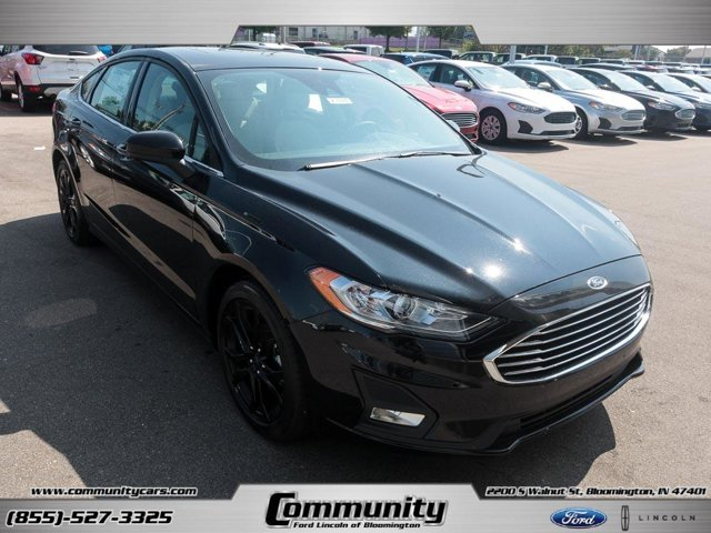 New 2020 Ford Fusion in Bloomington, IN