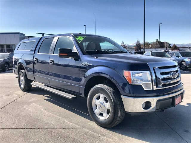 Used 2010 Ford F-150 in Fort Collins, CO