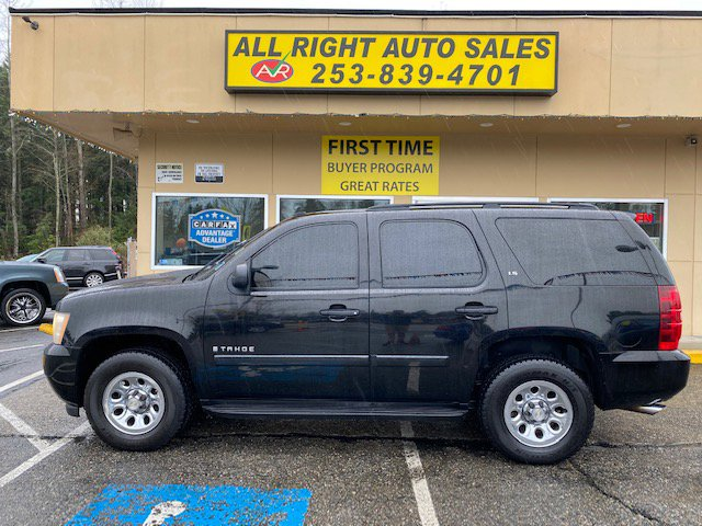 Used 2007 Chevrolet Tahoe in Federal Way, WA