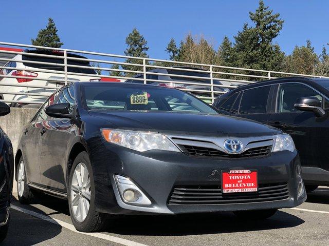 Used 2014 Toyota Camry Hybrid LE