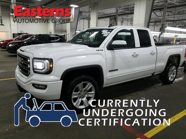 2016 GMC Sierra 1500 Elevation Edition Extended Cab Pickup