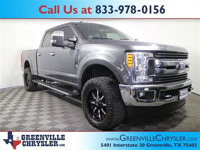 Used 2017 Ford Super Duty F-250 SRW in Greenville, TX