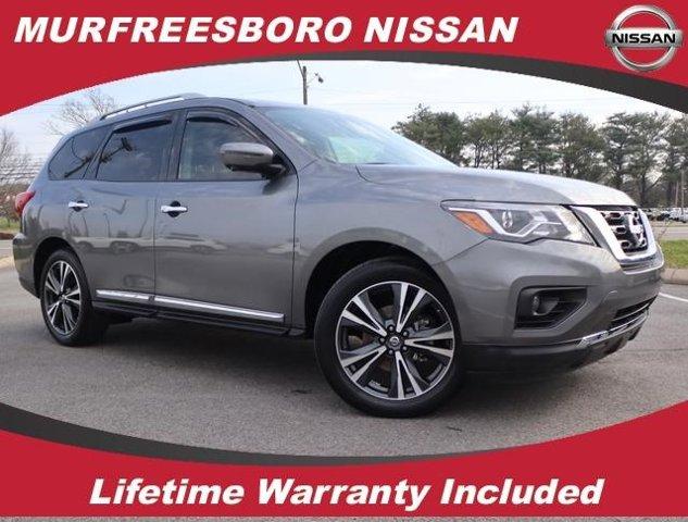 Used 2018 Nissan Pathfinder in Murfreesboro, TN
