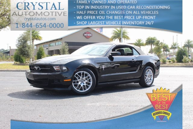 2012 Ford Mustang V6 photo