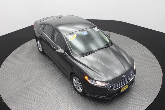 2018 Ford Fusion for sale 125038 2