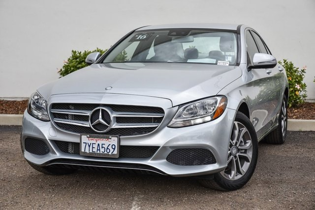 Used 2016 Mercedes-Benz C-Class in , CA