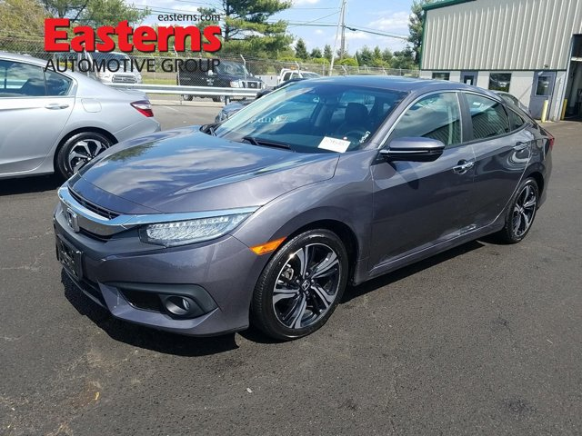 2017 Honda Civic Touring 4dr Car