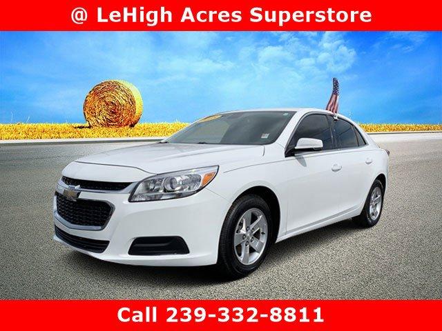 Used 2016 Chevrolet Malibu Limited in Lehigh Acres, FL