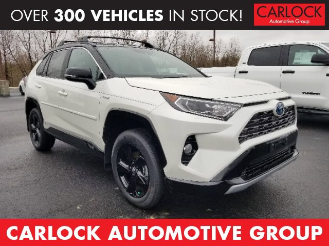 New 2020 Toyota RAV4 Hybrid in Saltillo, MS
