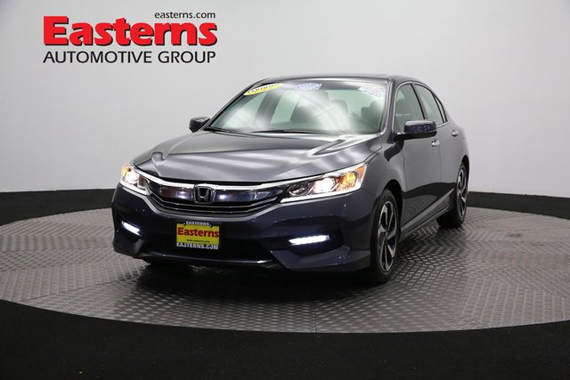 2016 Honda Accord EX-L 4dr Car