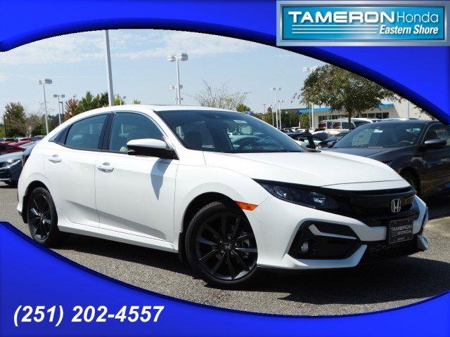 New 2020 Honda Civic Hatchback in Daphne, AL