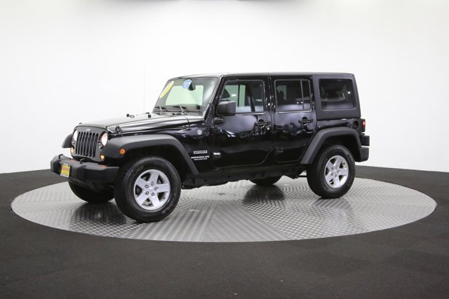 2016 Jeep Wrangler Unlimited for sale 124726 52
