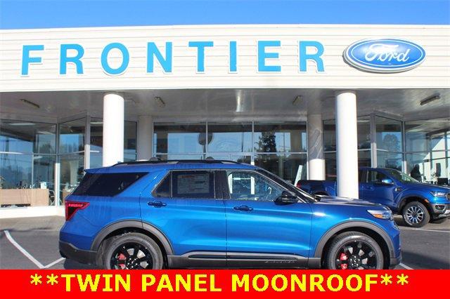 New 2020 Ford Explorer in Anacortes, WA
