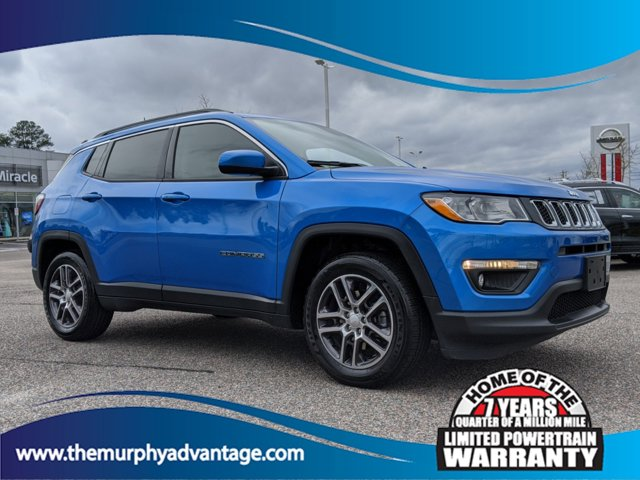 Used 2019 Jeep Compass in Beech Island, SC