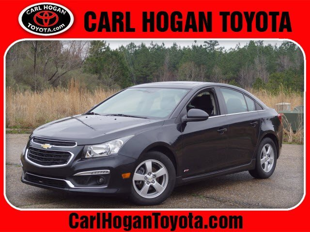 Used 2015 Chevrolet Cruze in Columbus, MS