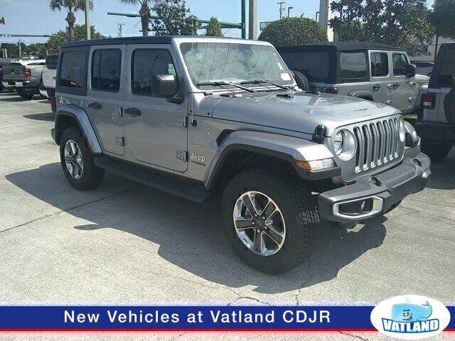 New 2019 Jeep Wrangler Unlimited in Vero Beach, FL