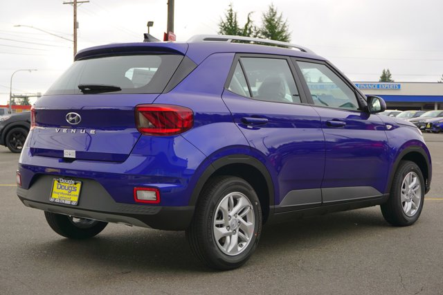 New 2020 Hyundai Venue SEL IVT