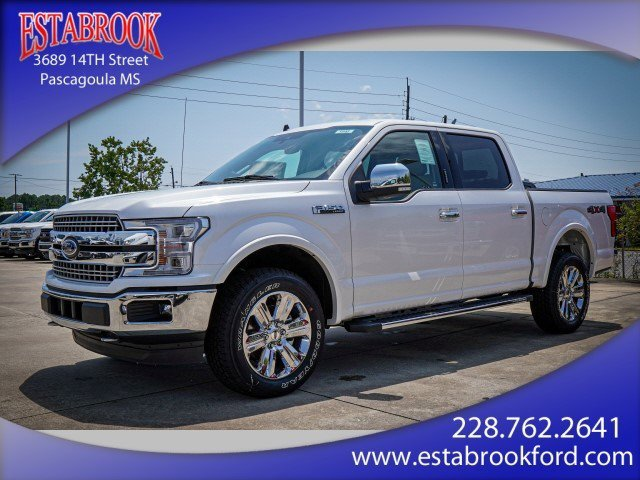 New 2019 Ford F-150 in Pascagoula, MS