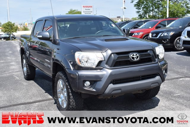 2012 Toyota Tacoma  LockingLimited Slip Differential Four Wheel Drive Power Steering ABS Front