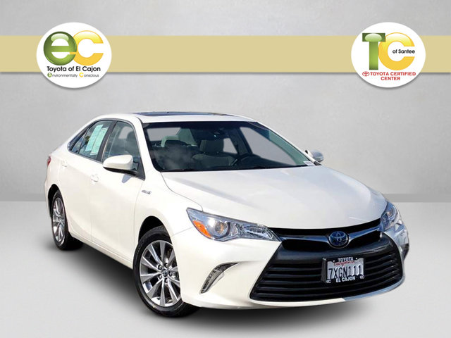 Used 2017 Toyota Camry Hybrid in Santee, CA