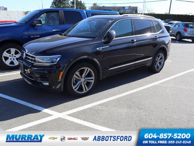 2018 Volkswagen Tiguan Highline Highline 4MOTION Intercooled Turbo Regular Unleaded I-4 2.0 L/121 [5]