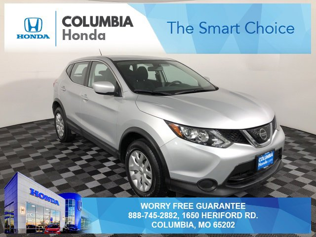 Used 2018 Nissan Rogue Sport in Columbia, MO