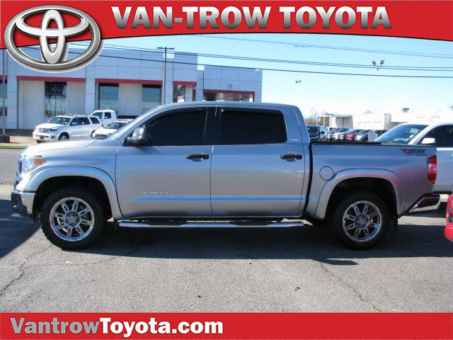 Used 2017 Toyota Tundra in Monroe, LA
