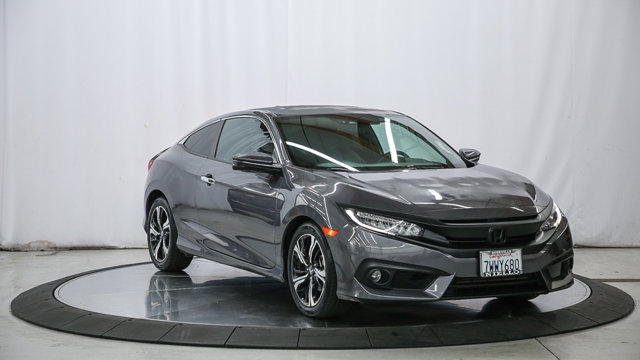 Used 2017 Honda Civic Coupe in , CA