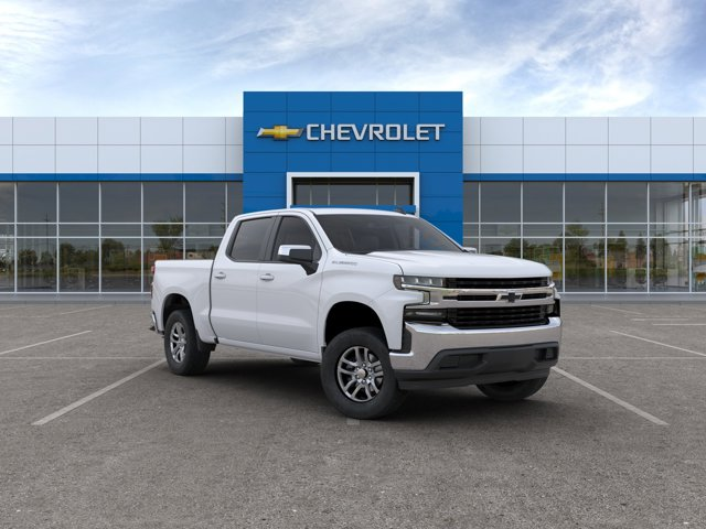 New 2020 Chevrolet Silverado 1500 in Costa Mesa, CA