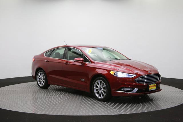2017 Ford Fusion Energi for sale 122753 42