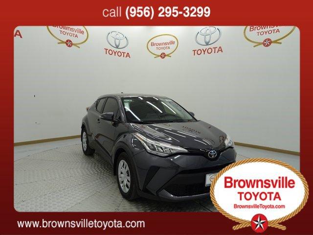 New 2020 Toyota C-HR in Brownsville, TX