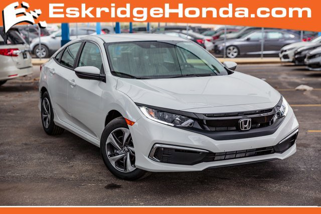 New 2019 Honda Civic Sedan in Oklahoma City, OK