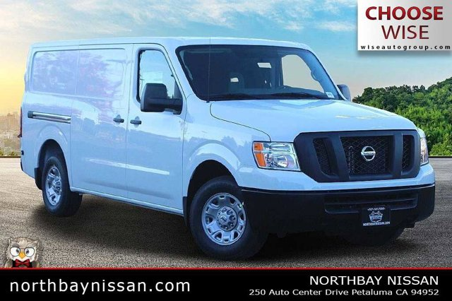 2020 Nissan NV Cargo SV NV1500 Standard Roof V6 SV Regular Unleaded V-6 4.0 L/241 [0]