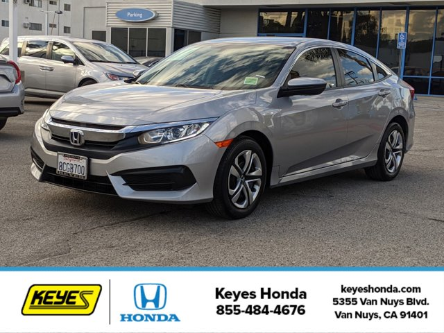Used 2018 Honda Civic Sedan in  Van Nuys, CA