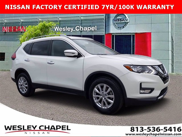 Used 2017 Nissan Rogue in Wesley Chapel, FL