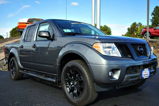 New 2019 Nissan Frontier in Pasco, WA