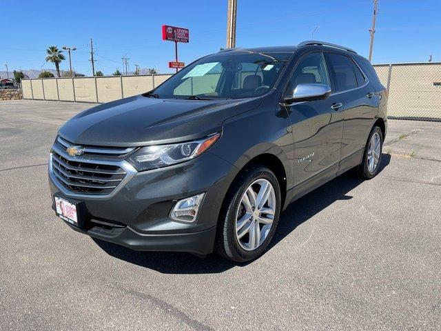 2018 Chevrolet Equinox Premier AWD 4dr Premier w/2LZ Turbocharged Gas I4 2.0L/ [23]