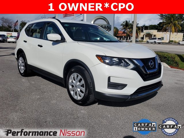 Used 2017 Nissan Rogue in Pompano Beach, FL