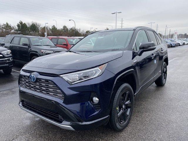 New 2020 Toyota RAV4 Hybrid in Akron, OH