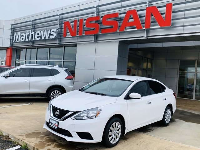 New 2019 Nissan Sentra in Paris, TX