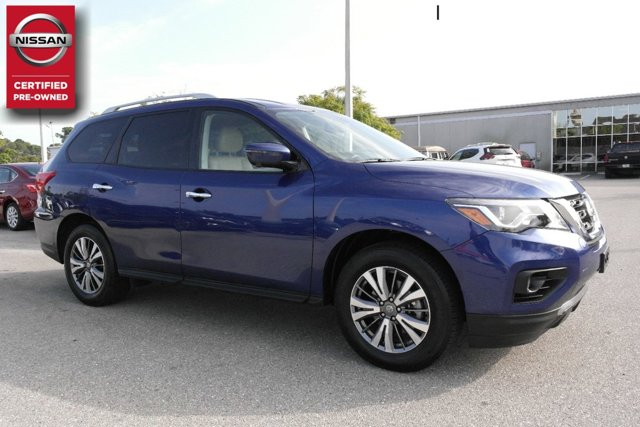 Used 2019 Nissan Pathfinder in Fort Myers, FL