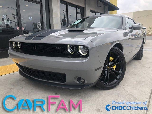 Used 2017 Dodge Challenger in Rialto, CA