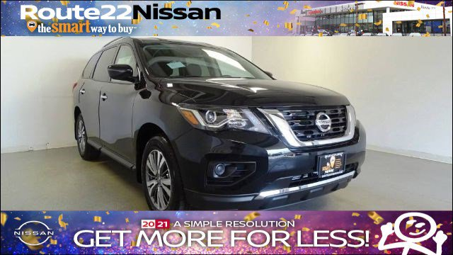 2020 Nissan Pathfinder S 4x4 S Regular Unleaded V-6 3.5 L/213 [8]