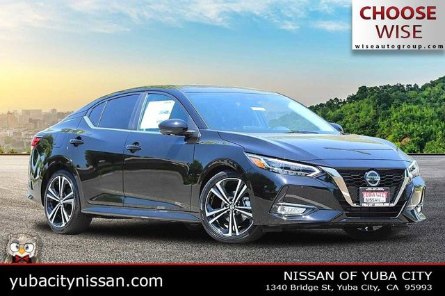 2020 Nissan Sentra SR SR CVT Regular Unleaded I-4 2.0 L/122 [4]