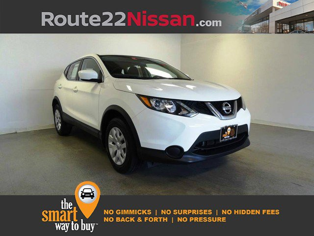 2017 Nissan Rogue Sport S AWD S Regular Unleaded I-4 2.0 L/122 [16]