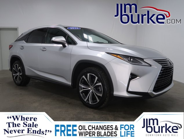 Used 2017 Lexus RX in Birmingham, AL