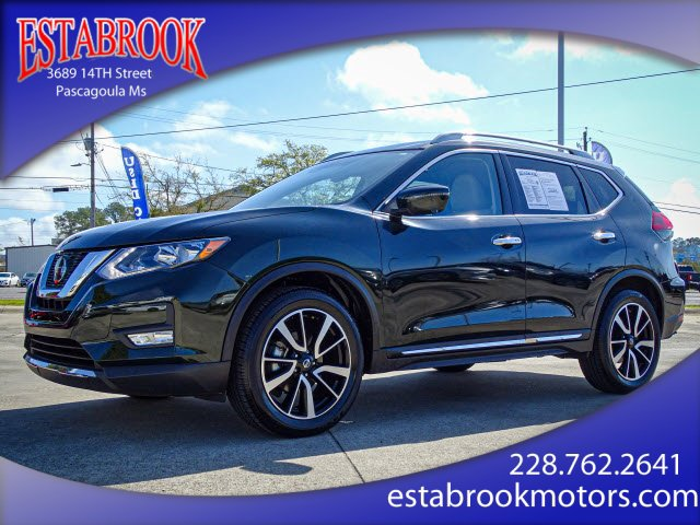 Used 2020 Nissan Rogue in Pascagoula, MS