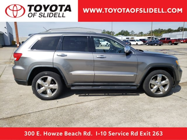 Used 2012 Jeep Grand Cherokee in Slidell, LA
